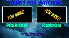 free outro template blue background sony vegas pro 11 12