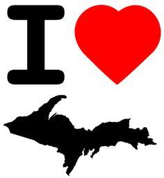 Da U.P.  :) #upperpeninsula #Michigan #yooper