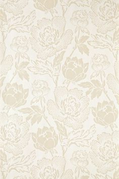 Farrow & Ball (wallpaper, I assume) the one I've in my country house bathroom ;-) love it!