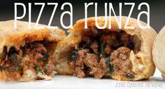 pizza runzas #TxBeef