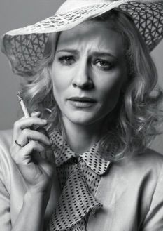 """Cate Blanchett is as Blanche DuBois in """"A Streetcar Named Desire."""" Photograph by Brigitte Lacombe"""