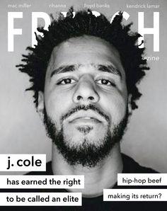 J. Cole x Fresch Magazine