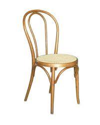 Noleggio sedia Thonet in legno per eventi - Punto Noleggio