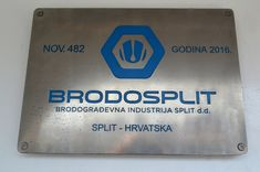 """Posjetili smo M/B """"Plovput Split"""", specijalizirani brod-radionicu kojeg su izgradili radnici Brodosplita na ponos Hrvatske i Splita."""