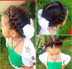 Teenage Hairstyles For School 5 De Mayo Hair Style For Little Girls  Hairstyles For Little Girls