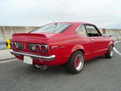 JDM-Mazda-RX3-RX-3-808-Coupe-flush-ducktail-wing-spoiler-TRD-style-rotary