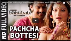 Baahubali Video Songs