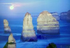 12 Apostles Moonglow 1999 by Peter Lik
