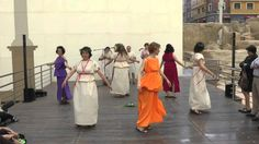 Música y danza romana
