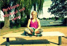 Outdoor Fitness - Parkbankworkout | 7 effektive Übungen