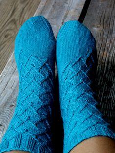 Strumpor i sandaler KRISTALLKLART