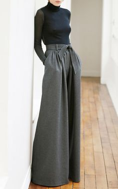 Martin Grant Pre-Fall 2015 Trunkshow Look 10 on Moda Operandi