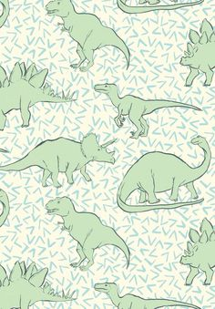 LITTLE DINO A story for little boys / Linear illustrations provide a playful fee. Art And Illustration, Pattern Illustration, Illustrations, Motifs Textiles, Textile Patterns, Cute Wallpapers, Wallpaper Backgrounds, Iphone Wallpaper, Patterns Background