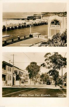 Port Elizabeth South Africa, Good Old, Past, Om, Mansions, History, House Styles, City, Garden