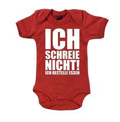 Ein tolles Geschenk für Neugeborene oder Babys. Lustiger Body bedruckt