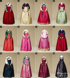 Korean Traditional Dress, Traditional Fashion, Traditional Dresses, Korean Dress, Korean Outfits, Korea Fashion, Asian Fashion, Chifon Dress, Modern Hanbok