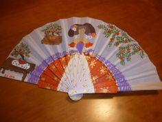 La Minena de los bonsai Over The Years, Hand Fans, Fancy, Fan Art, Andalucia, Bonsai, Cards, Ideas, Toddler Girls