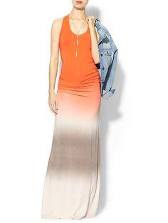 Hamptons Ombre Maxi Dress Product Image