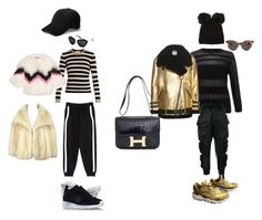 """2 oitchic"" by pattythecity on Polyvore featuring moda, Hermès, Gucci, NIKE, Theory, Kurt Geiger, Unravel, Acne Studios, Barneys New York e Christopher Kane"