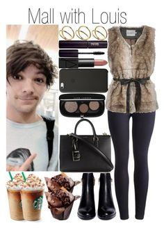 """Mall with Louis"" by fashion-onedirection ❤ liked on Polyvore"