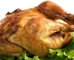 Recetas. Pollo al estilo ingles