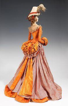 """The Metropolitan Museum of Art - """"1791 Doll"""""""