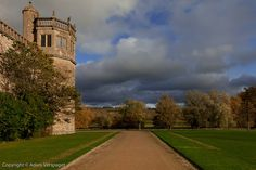 Autumn at Lacock Abbey