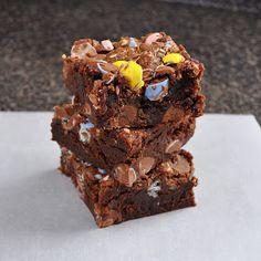 BREANNA'S RECIPE BOX: Cadbury Mini Egg Brownies