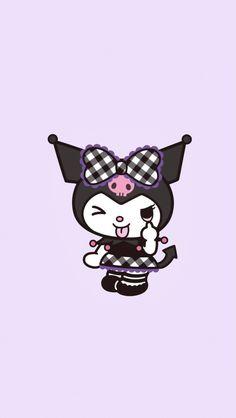 Cow Wallpaper, Sanrio Wallpaper, Interior Wallpaper, Hello Kitty Wallpaper, Iphone Background Wallpaper, Cellphone Wallpaper, Aesthetic Iphone Wallpaper, Pattern Wallpaper, Aesthetic Wallpapers