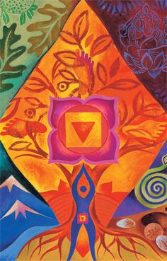 Working with your Root Chakra