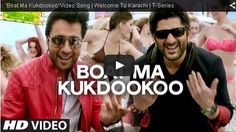 ' Boat Ma Kukdookoo ' Video Song from Welcome To Karachi