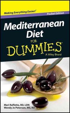 Mediterranean Diet for Dummies: Pocket Edition                                                                                                                                                     More