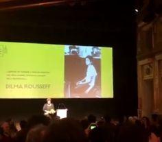 InfoNavWeb                       Informação, Notícias,Videos, Diversão, Games e Tecnologia.  : Dilma Rousseff é ovacionada em evento em Lisboa