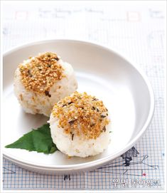 Recipe (in Korean): Tuna Mayo Rice Ball 참치 마요 주먹밥