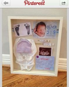 Memory frame. Ages: New Born, Five, Ten and Sixteen. By eighteen they can afford their own lolol