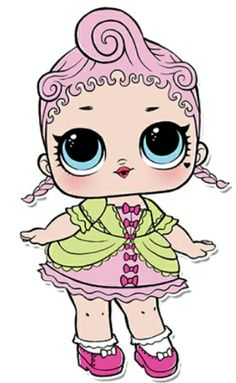 Royal Highney L.O.L doll
