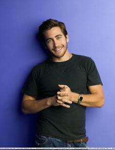 Jake Gyllenhaal ... simply beautiful.
