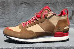 Ransom by Adidas Originals Military Trail Runner