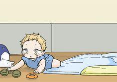 Manga Cute, Cute Anime Boy, Anime Love, Otaku Anime, Anime Manga, Manhwa, Bl Comics, Anime Boy Hair, Familia Anime