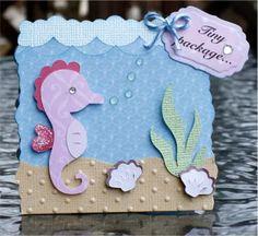 Kaleidoscopic Sparkles: Tiny package... big heart!~ kaleidoscopicsparkles.blogspot.com