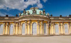 El Palacio de Sanssouci