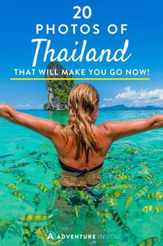 On the fence about going to Thailand? These photos will make you want to pack your bags and head towards this beautiful tropical country. So, what are you waiting for?