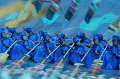 From Photopedia: 2008 Summer Olympics Opening Ceremony