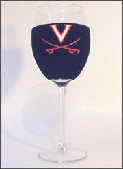 UVA wine glass!