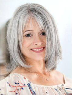 Hair Styles For Women Over 50, Medium Hair Styles, Natural Hair Styles, Short Hair Styles, Natural Wigs, Layered Bob Hairstyles, Haircuts For Fine Hair, Wig Hairstyles, Hairstyles For Over 50
