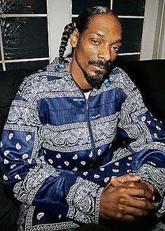Chemise à message codé - Bigg Snoop Dogg