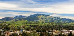 Mount Diablo in Walnut Creek, California