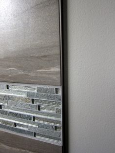Something that I remembered after that last post was that I hadn't talked about how we edged out our shower tile. When I first started look. Master Shower, Tiling, Accessories, Jewelry Accessories