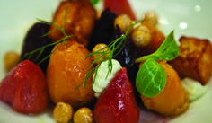 Roasted Beet Salad: From Micah Wexler, Chef/Owner of Mezze