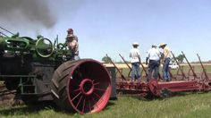 The Oklahoma Steam Threshers Association